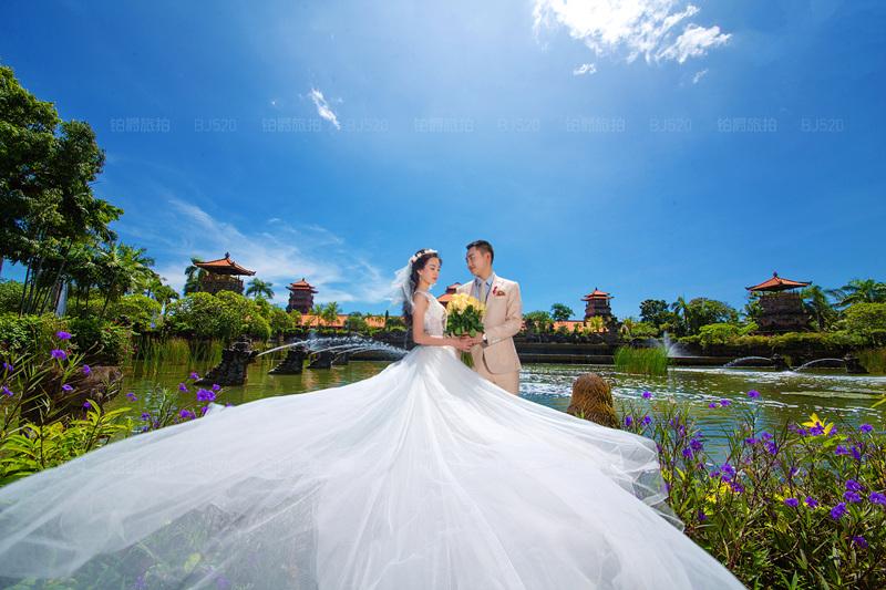 巴厘岛旅拍婚纱摄影日志
