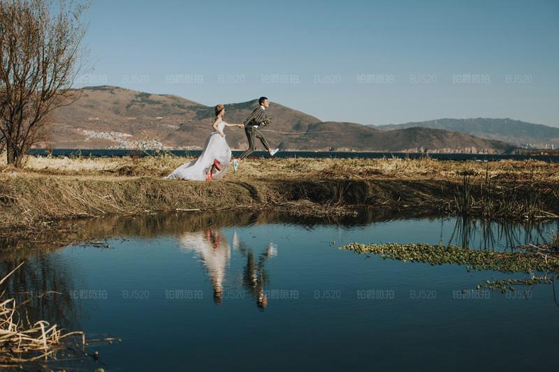 大理旅拍婚纱照 一次最有意义的旅行