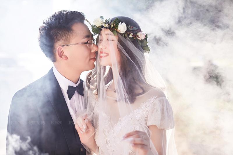 感谢铂爵旅拍圆了我们一个美丽的婚纱照梦