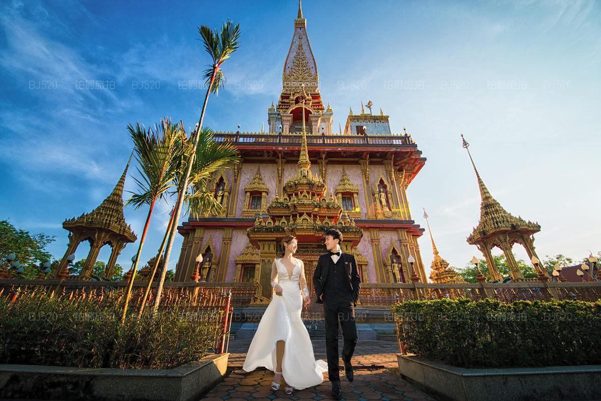 去泰国旅拍婚纱照要做什么准备?