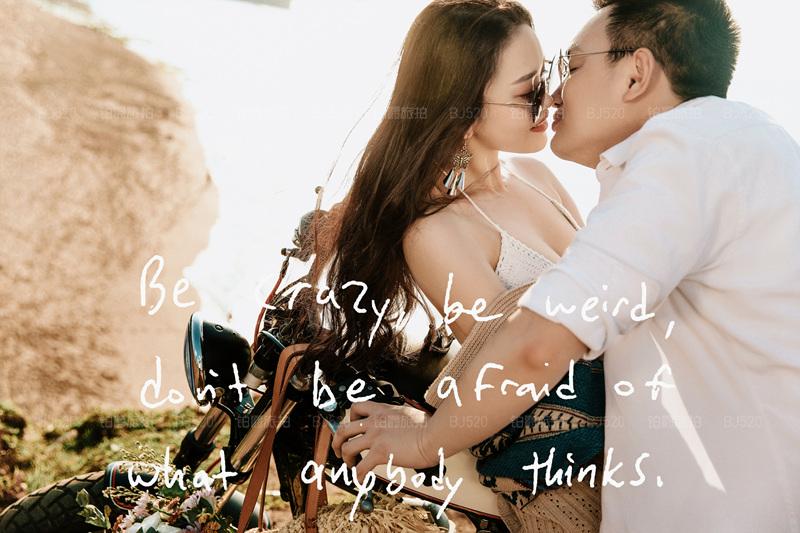 铂爵旅拍巴厘岛婚纱照 一生一次最浪漫的纪念
