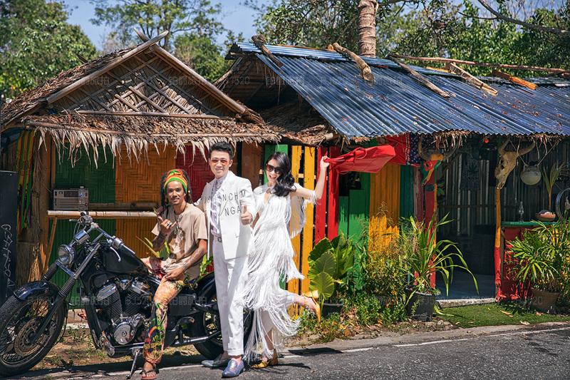 普吉岛婚纱摄影选择铂爵旅拍是最正确的决定