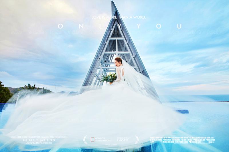 三亚旅拍婚纱照选择铂爵旅拍没错了