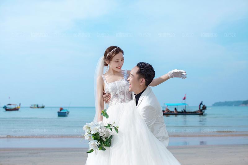 普吉岛婚纱摄影选择铂爵旅拍简直是一次明智之举