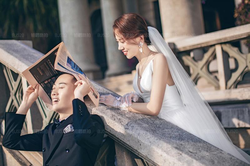厦门旅拍婚纱照的绝佳体验
