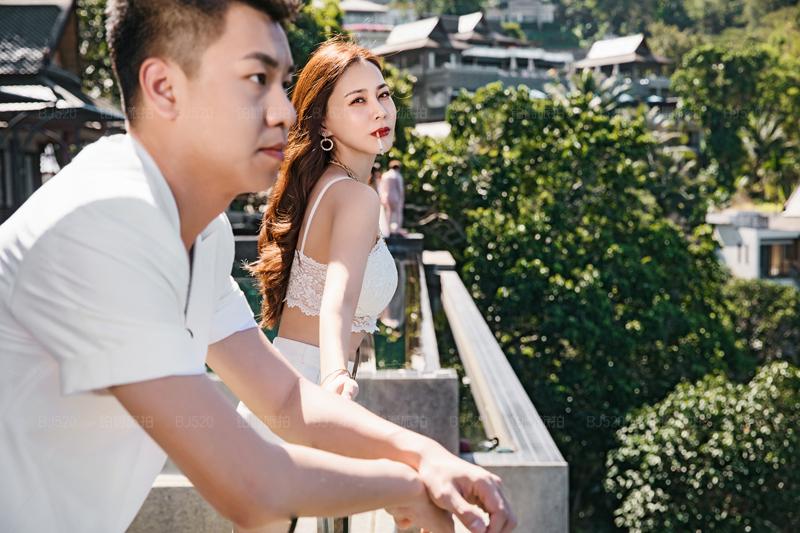 普吉岛旅拍婚纱照 一次愉快的旅拍体验