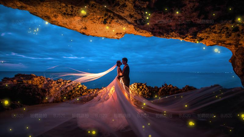 巴厘岛旅拍婚纱照的美好纪念