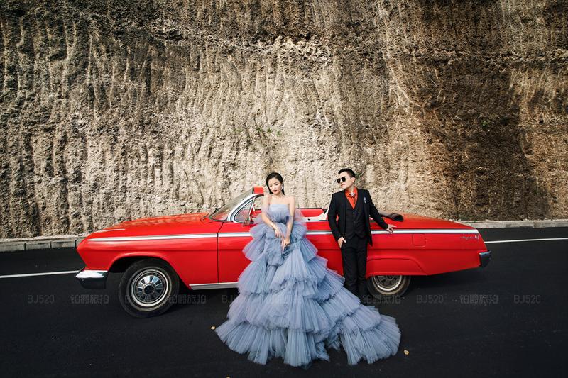 一次非常满意的巴厘岛婚纱摄影之行