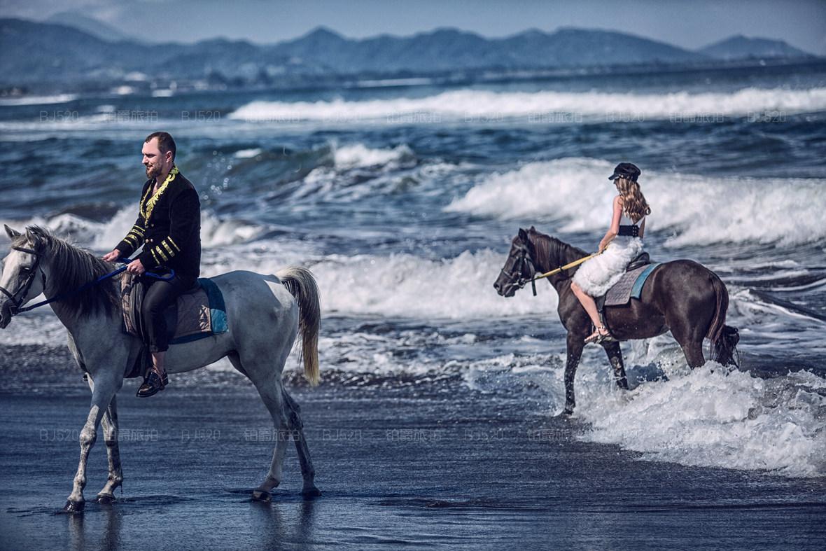 巴厘岛金巴兰海滩旅拍婚纱照