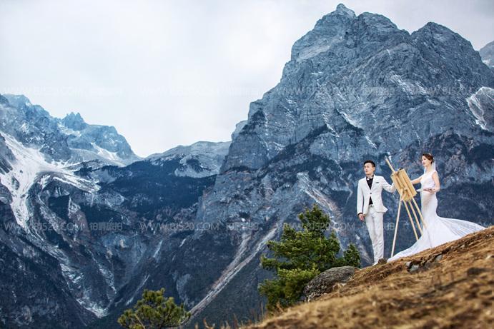 出国旅游拍婚纱照提前需要准备什么?