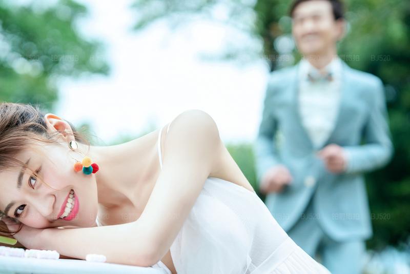 感谢铂爵旅拍的专业 让我们拥有厦门婚纱摄影的美好回忆