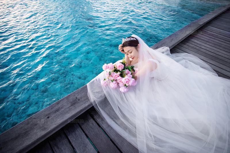 马尔代夫婚纱摄影 一次物超所值的旅拍体验