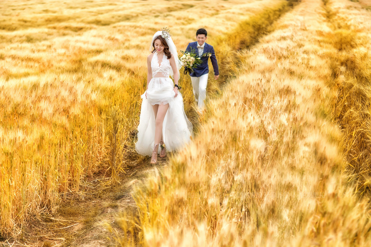 大理婚纱摄影——双廊镇的迷人之处