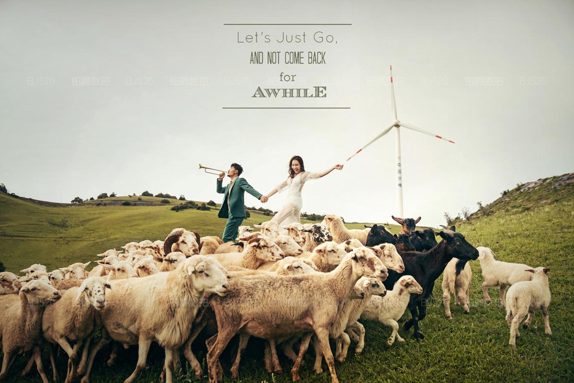 大理婚纱摄影排行榜,看这家婚纱摄影适合你?