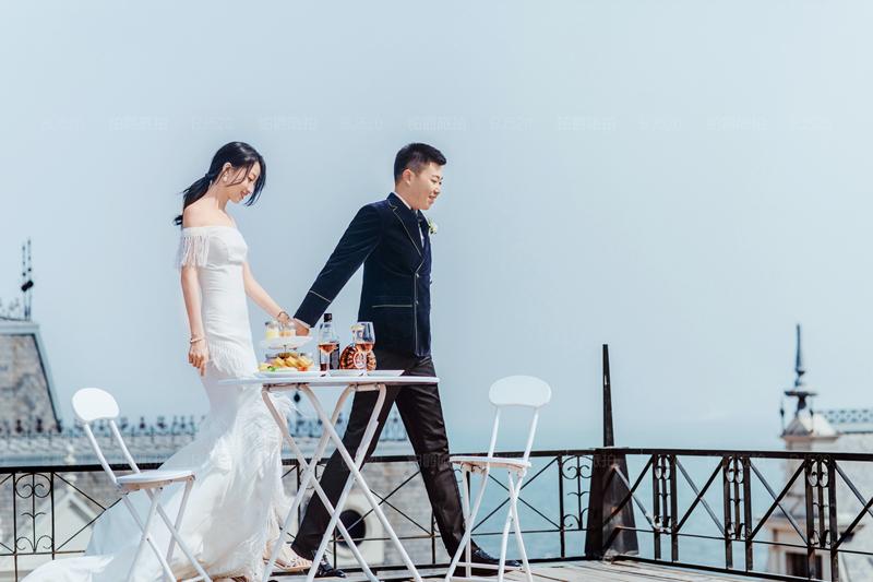 丽江婚纱摄影 一次快乐的婚纱照拍摄之旅