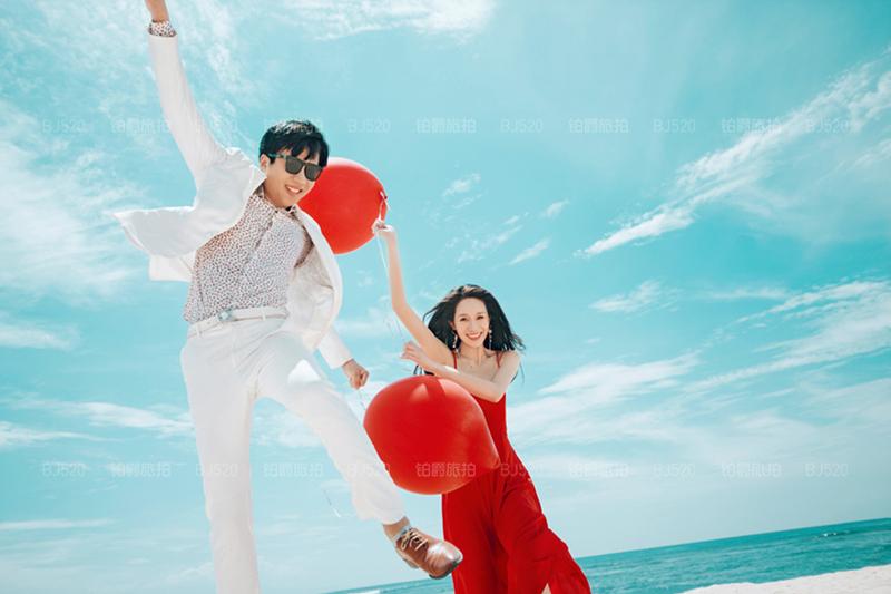 巴厘岛旅拍婚纱照 一次唯美的婚纱摄影之行