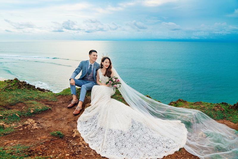 巴厘岛婚纱摄影找谁 看看我们的婚纱照就知道啦