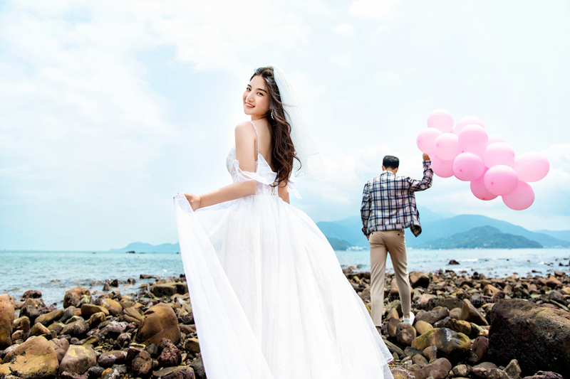 深圳婚纱照拍摄之旅 记一段美好的回忆