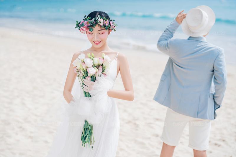 铂爵旅拍普吉岛婚纱照 一次开心的旅拍体验