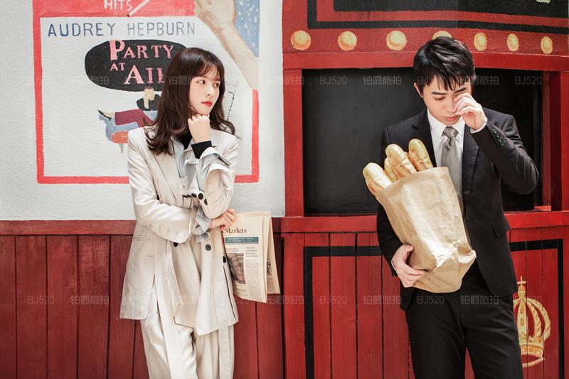 深圳婚纱摄影的浪漫旅程