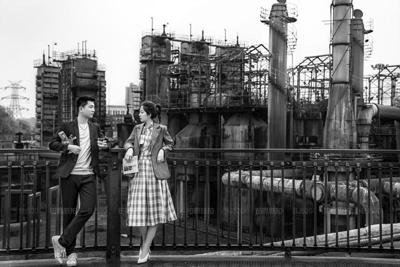 北京旅拍婚纱照 留下最美的记忆