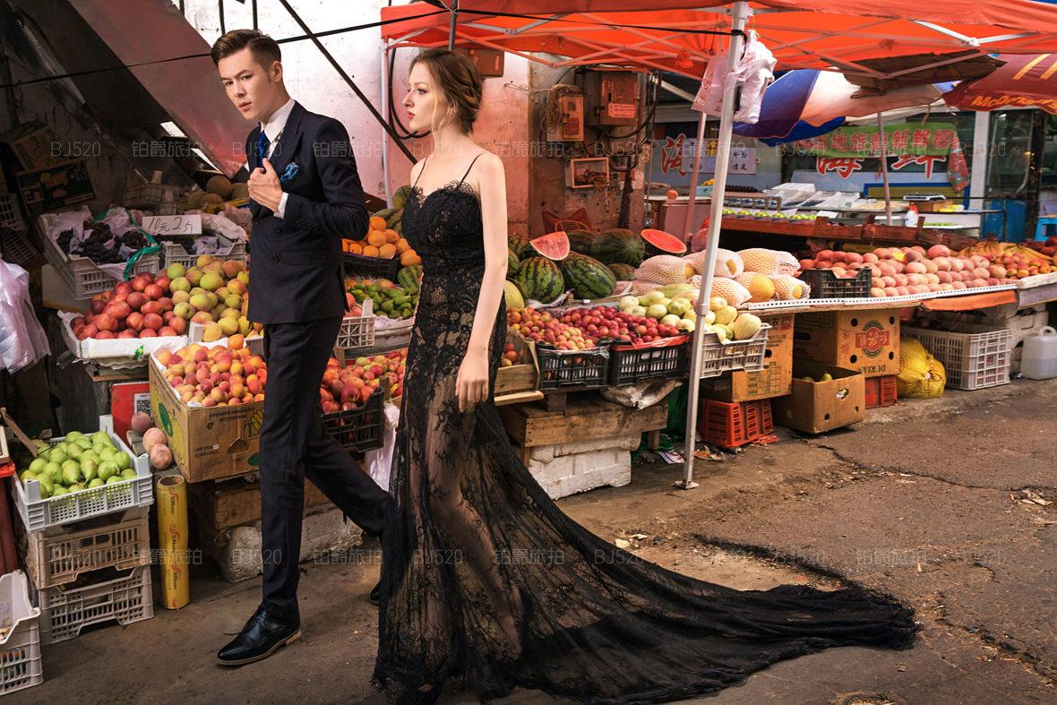 大连婚纱照哪里拍的好呢 为你挑选非常棒的地方