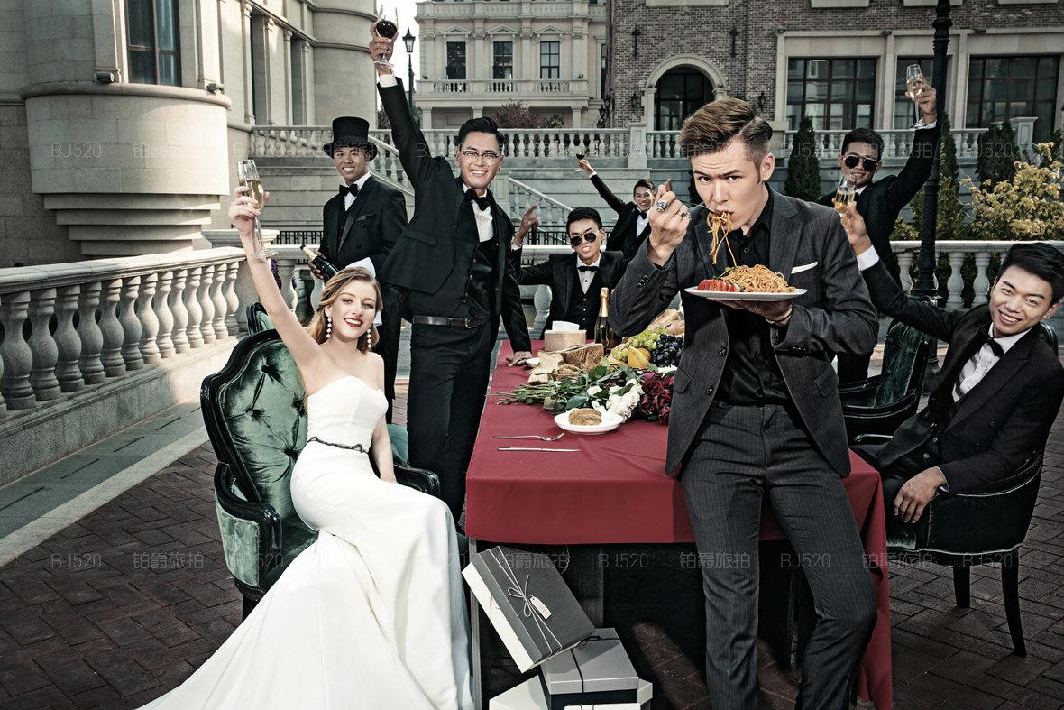 大连婚纱照价格表是怎样的?大连婚纱摄影景点有哪些