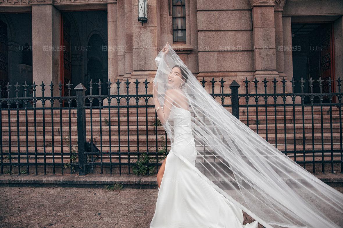 在青岛什么时候拍婚纱照比较合适?这样才能拍出满意的照片