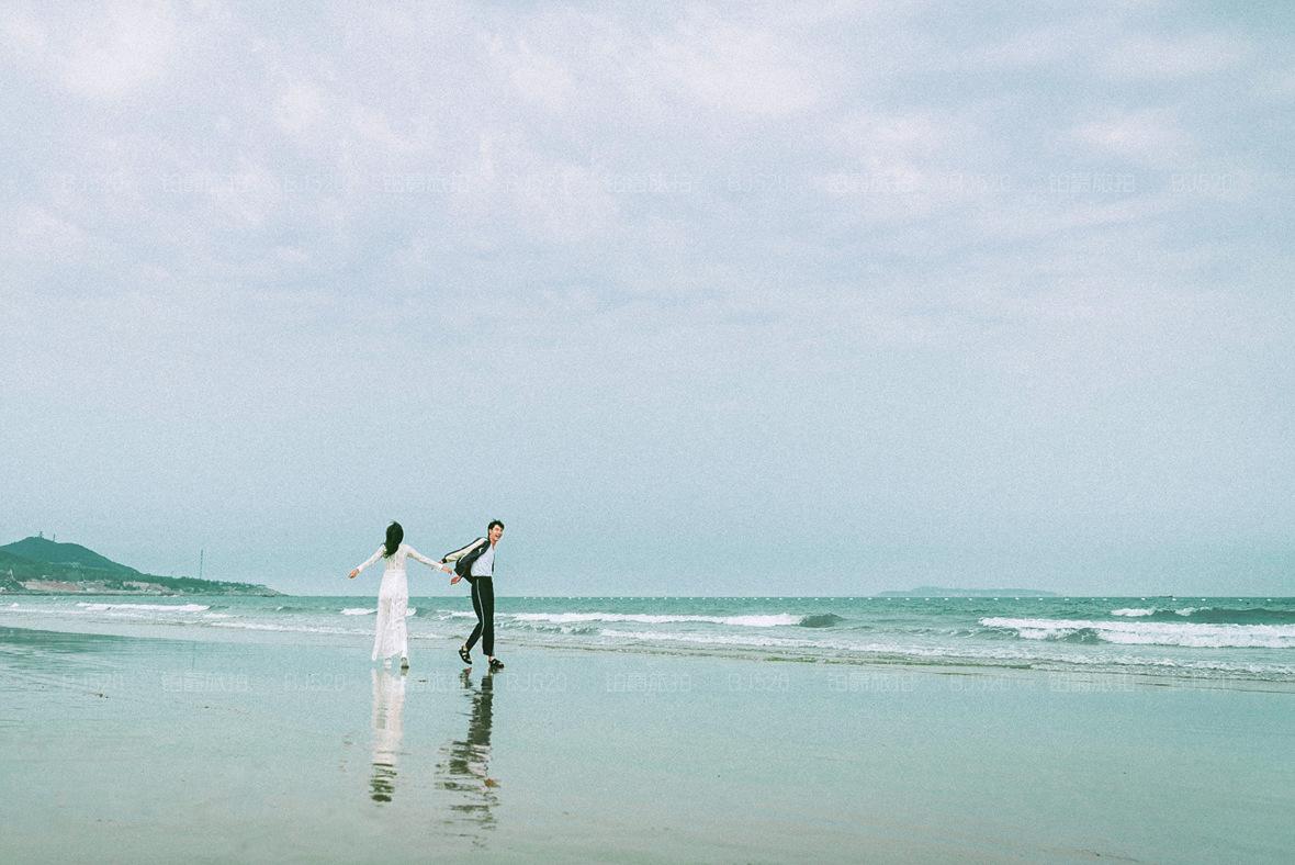 在青岛拍个婚纱多少钱?会选择便宜的物超所值的价格
