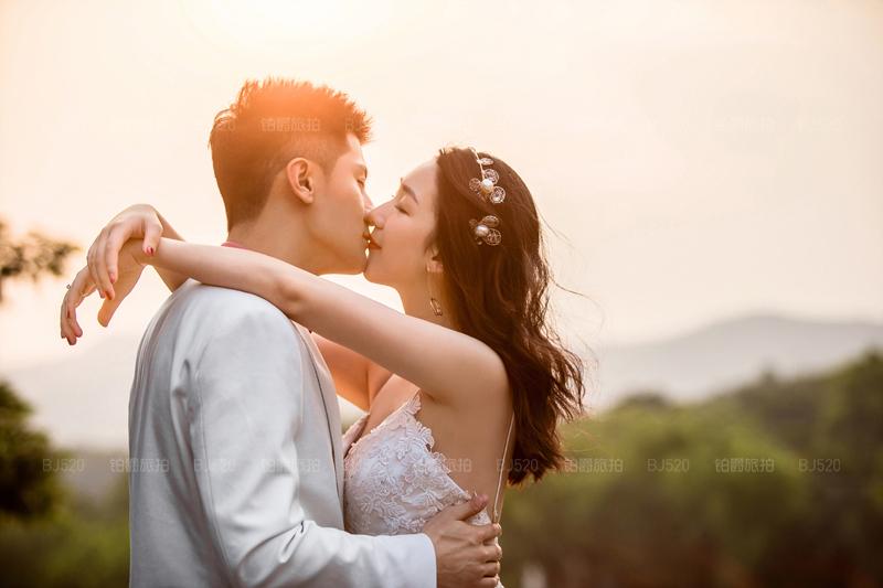 蜜月旅拍杭州婚纱摄影之行