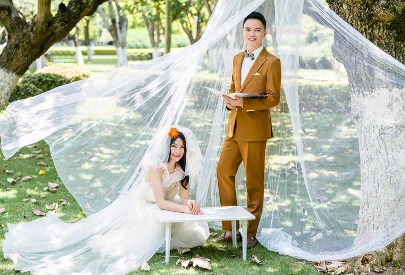 厦门旅拍婚纱照的美好回忆