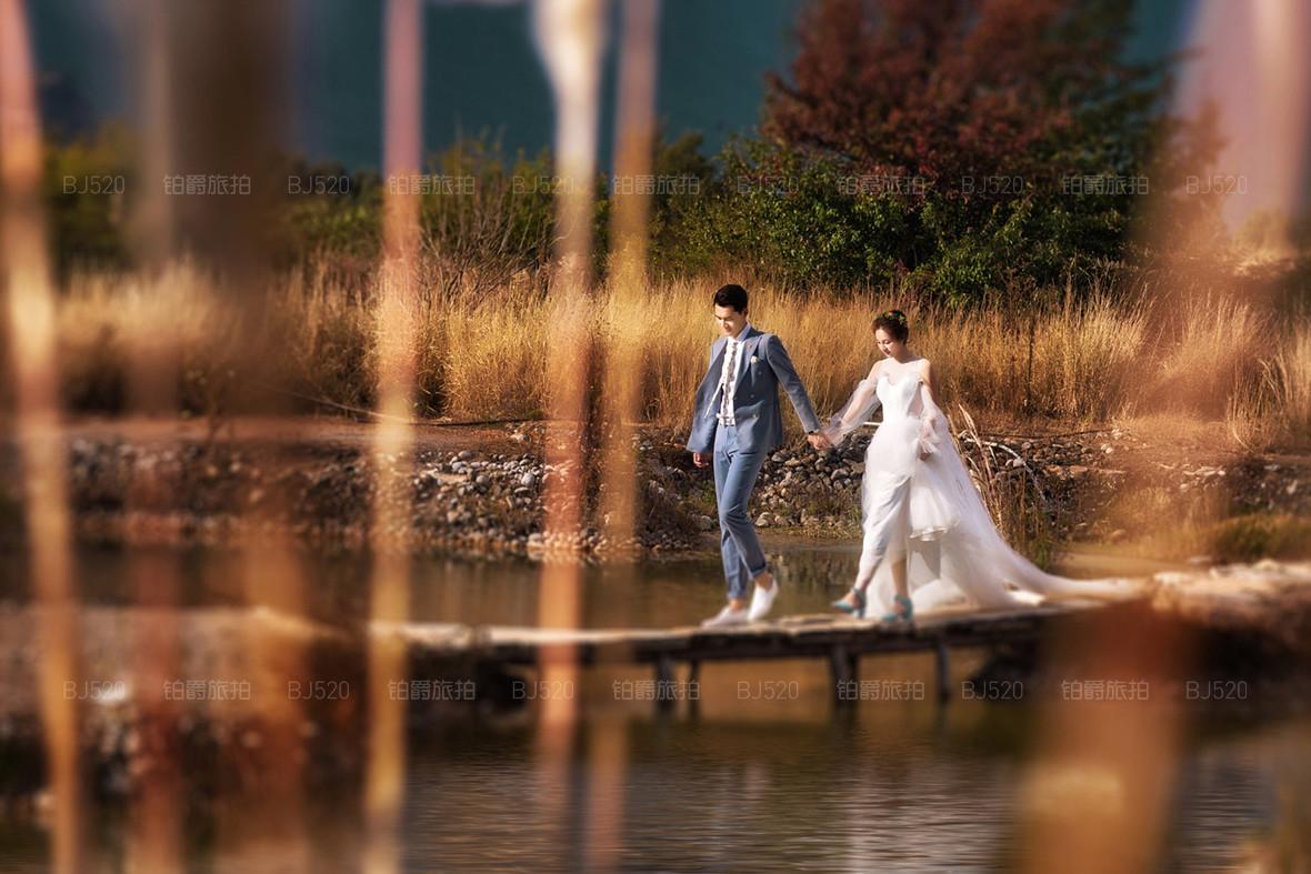 心之向往:大理婚纱照拍摄