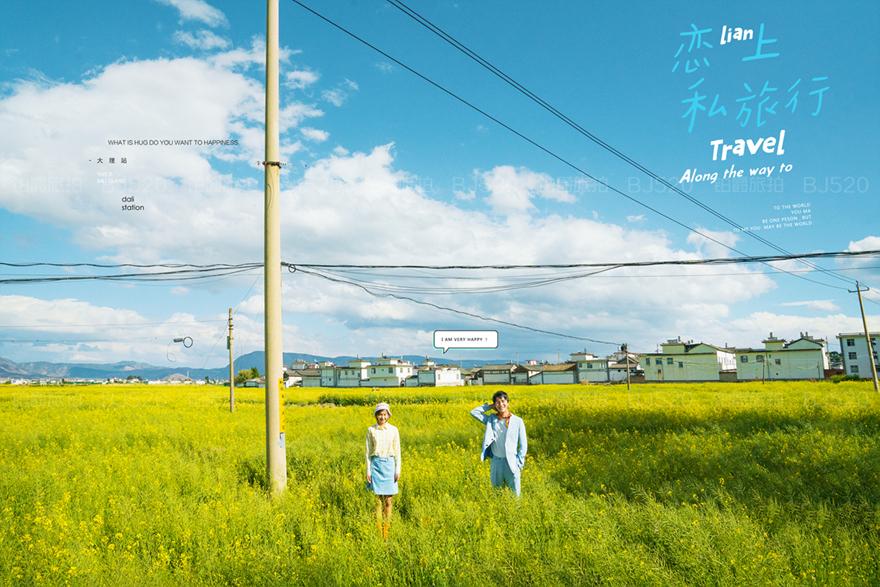 青岛婚纱照海景照的最佳拍摄地点推荐