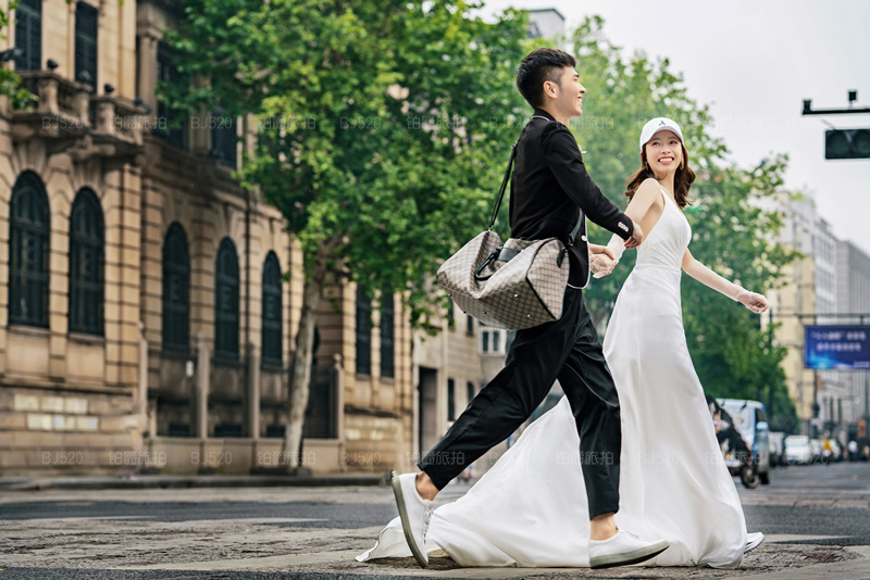 杭州旅拍婚纱照的浪漫回忆
