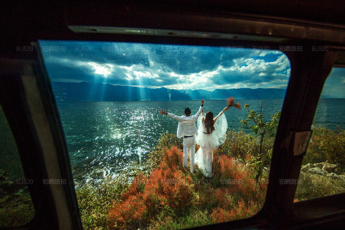 大理婚纱照效果图 怎样选择大理拍婚纱照景点