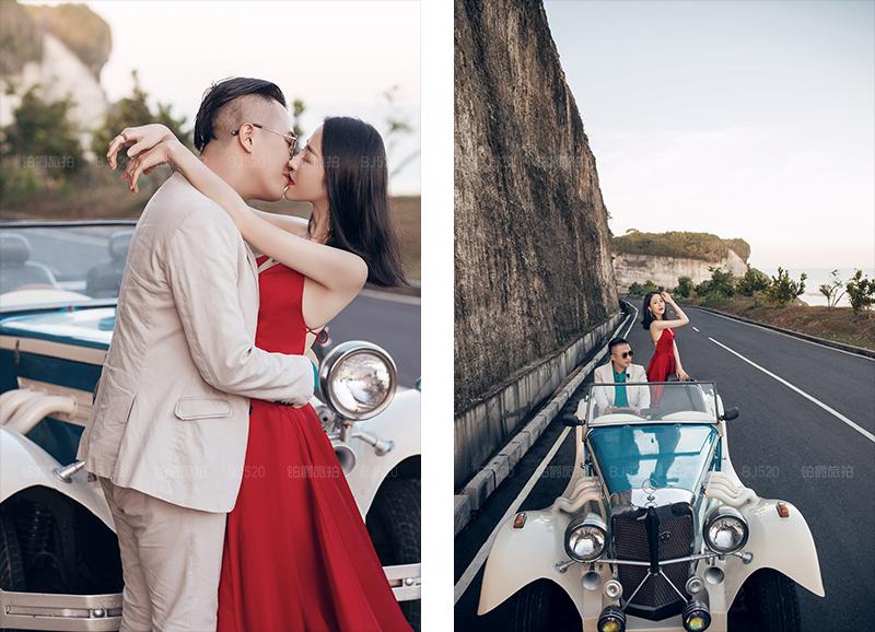巴厘岛旅拍婚纱照的奇妙体验