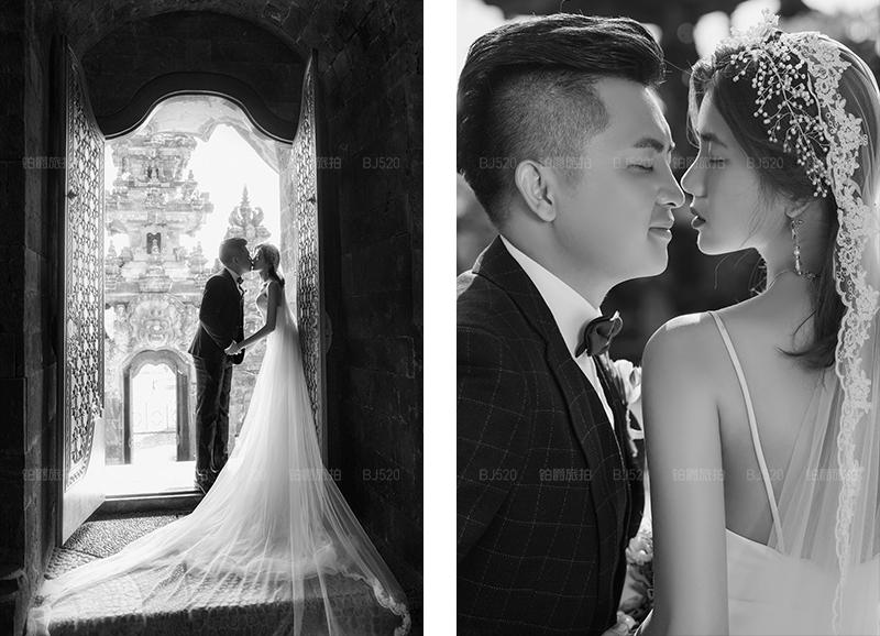 巴厘岛婚纱摄影 奇妙的婚纱照拍摄之旅