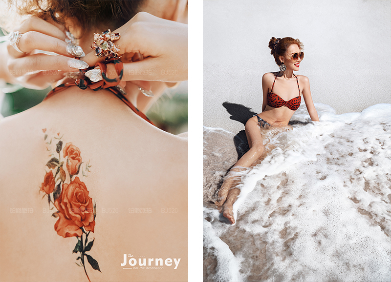 巴厘岛旅拍婚纱照 记录幸福的旅行