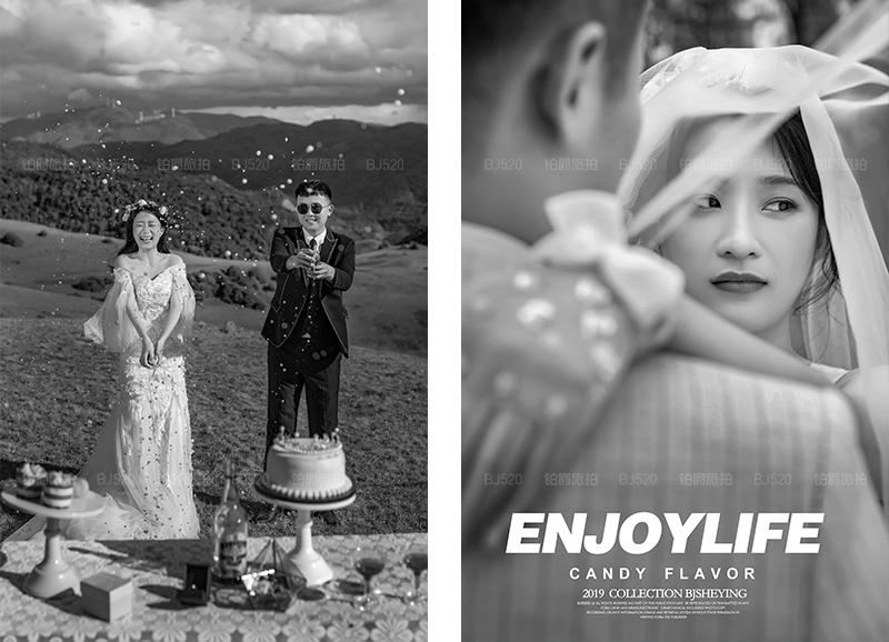大理婚纱摄影 一次愉快的旅拍体验