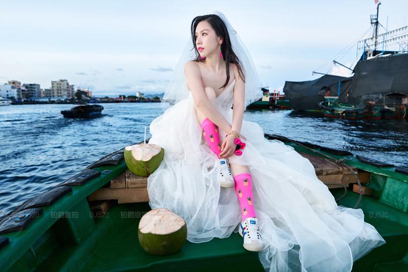 三亚婚纱摄影 一次难忘的旅拍体验