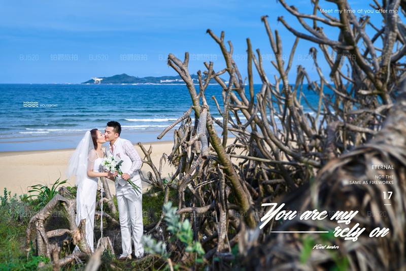 三亚旅拍婚纱照的快乐回忆