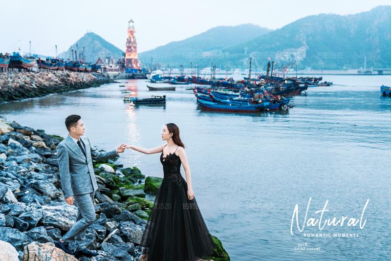 大连旅拍婚纱照 难忘一生的婚纱摄影之旅