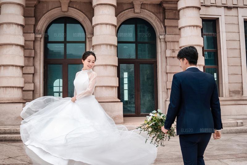 大连婚纱摄影 记录爱的旅程