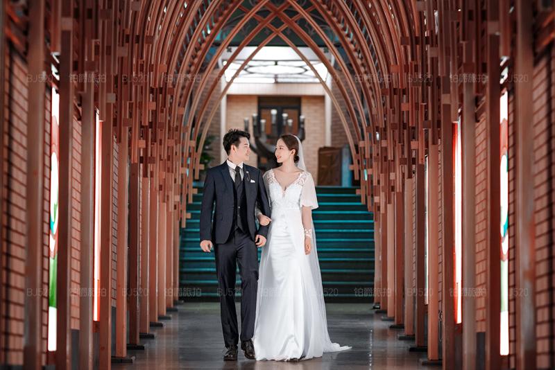 杭州旅拍婚纱照的美好纪念