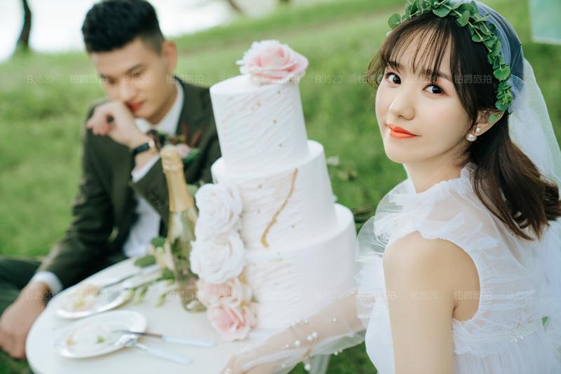 大理旅拍婚纱摄影的奇妙体验