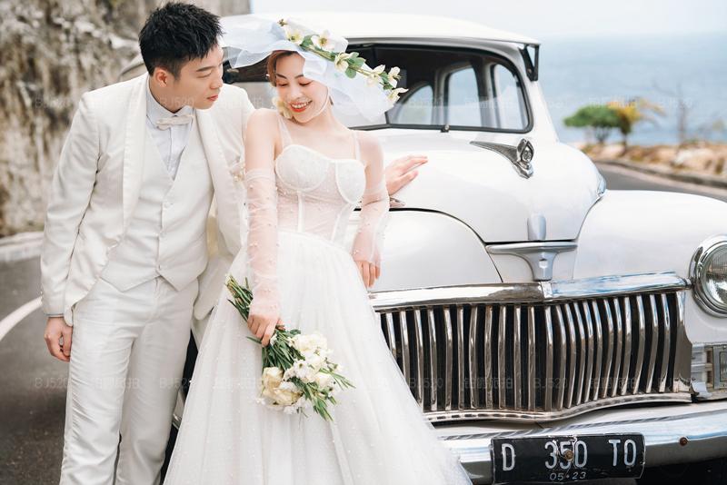 巴厘岛旅拍婚纱照 完美的婚纱摄影体验