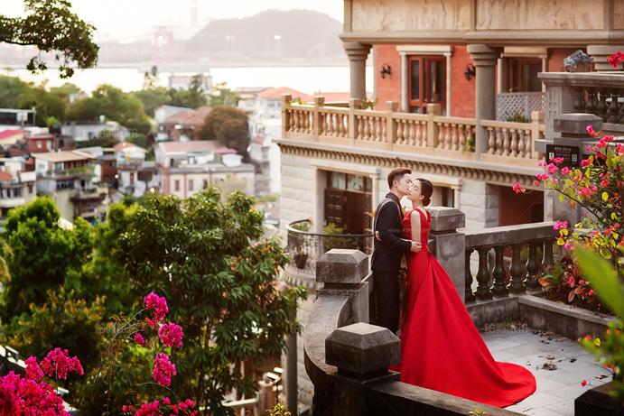 中式复古婚纱照图片美吗?复古婚纱照有哪些风格