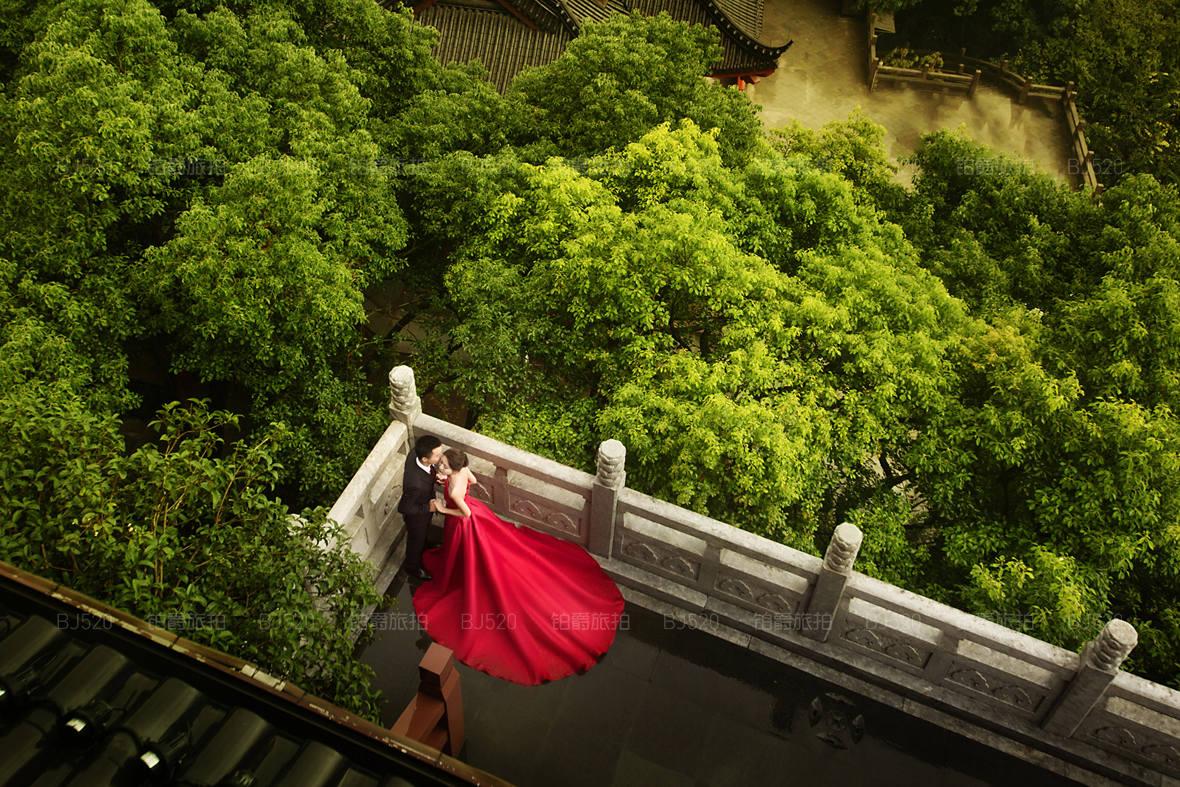 陕西咸阳旅拍婚纱摄影 四大绝佳拍摄地点值得选择