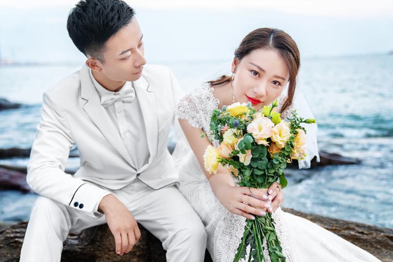 厦门婚纱摄影 一次完美的婚纱照旅拍体验