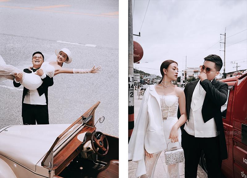 铂爵旅拍婚纱照 在普吉岛的浪漫体验
